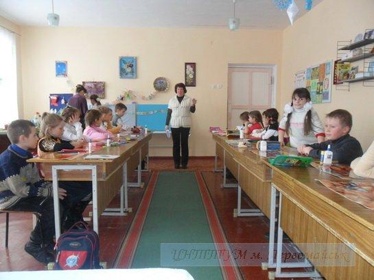 заняття гуртка в ЦНТТУМ м. Первомайська