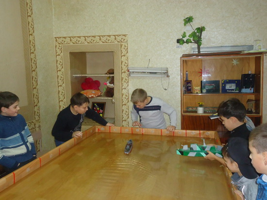 змагання з судномодельного спорту