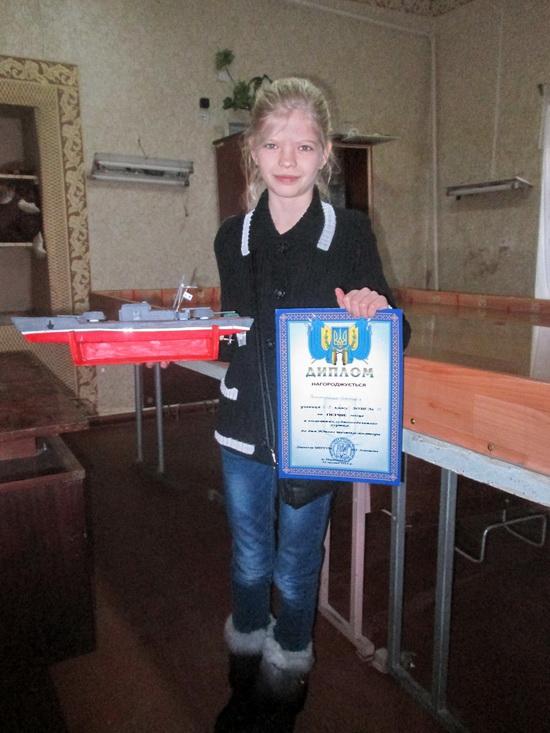 змагання судномодельний гурток ЦНТТУМ м. Первомайськ Миколаївської області