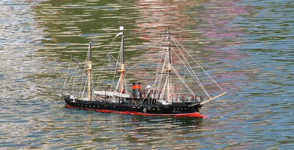 "канонерський човен ""Кореєць"""